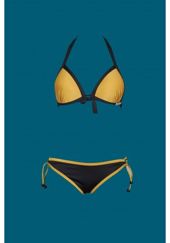 Origami Bikini P-617 Madagascar Gold