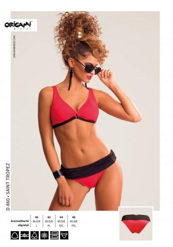 Saint Tropez D-860 Origami Bikini