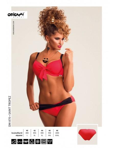 Saint Tropez DM-870 Origami Bikini