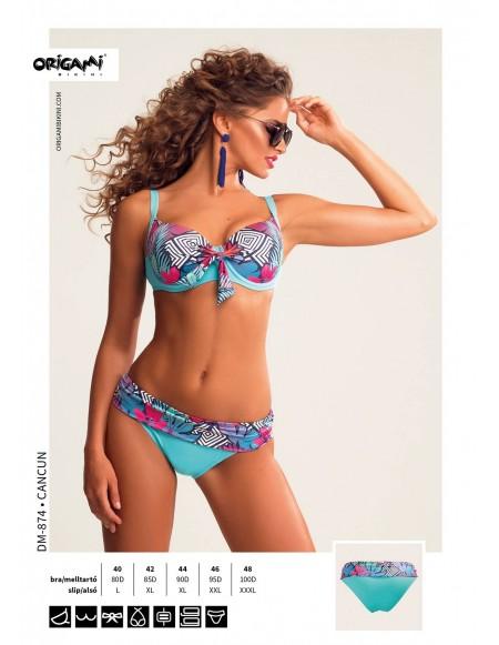Cancun DM-874 Origami Bikini