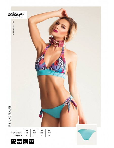 Cancun F-832 Origami Bikini