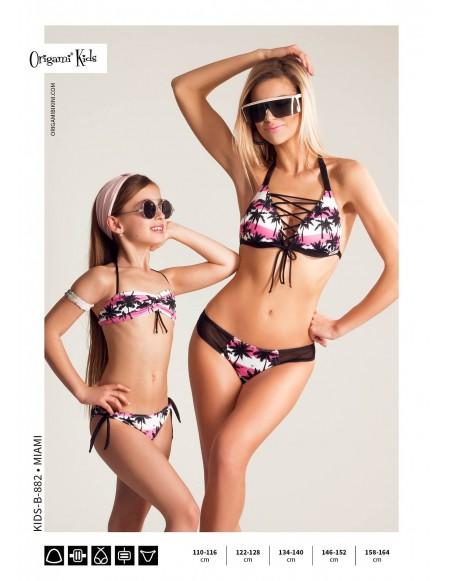 Miami Kids-B-882 Origami Bikini