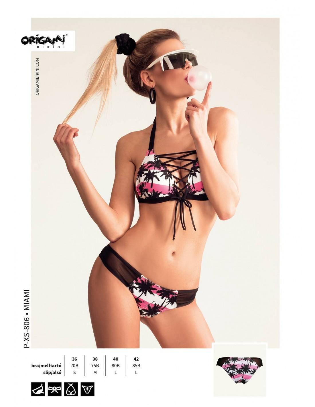 Origami Bikini Miami P-XS-806 cae2a7e13e