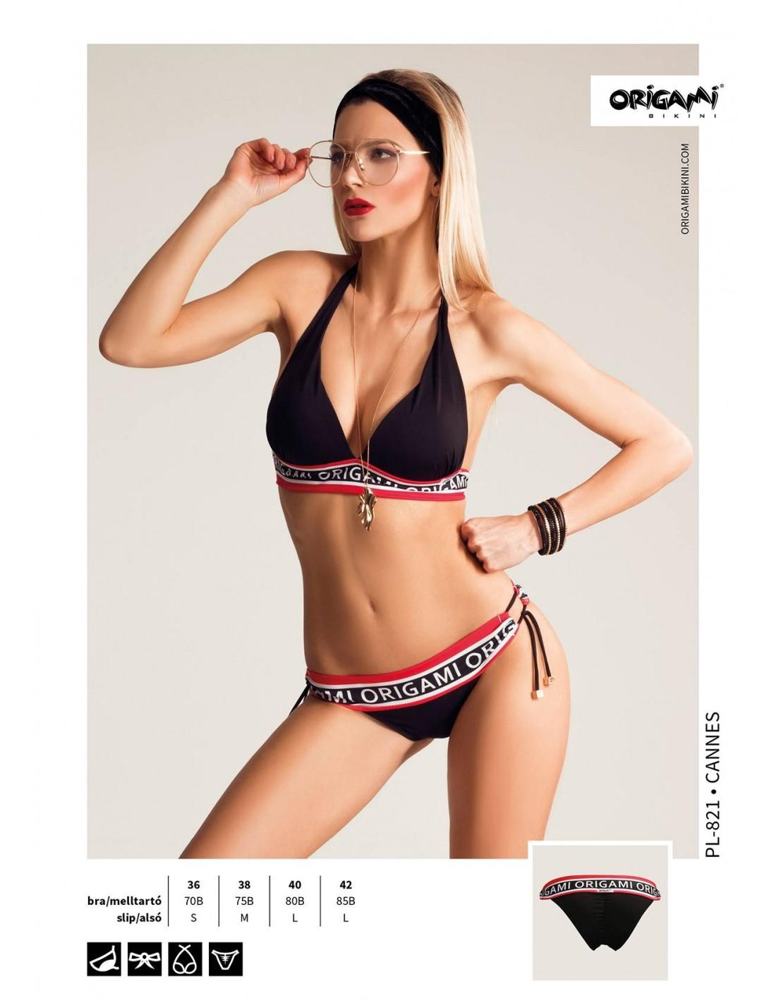 Origami Bikini Cannes PL-821 d08e60588a