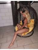 ELŐRENDELHETŐ!! Jamaica Black TR-LTD-744 Origami Bikini