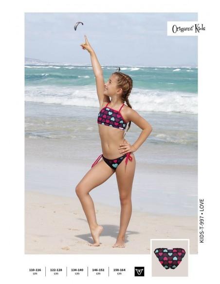 Love Kids-T-997 Origami Bikini