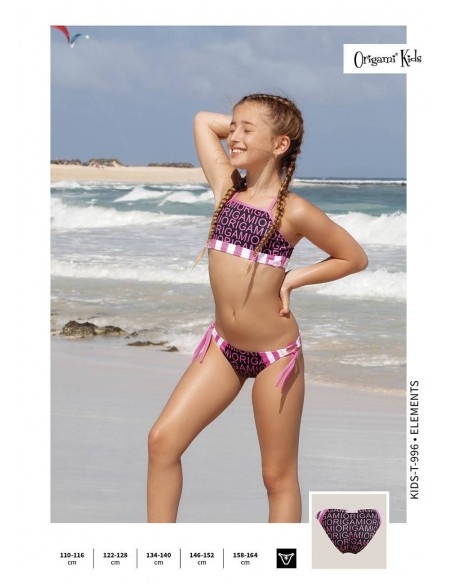 Elements Kids-T-996 Origami Bikini