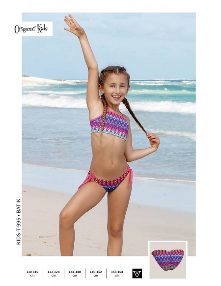 Batik Kids-T-995 Origami Bikini