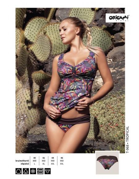 Tropical T-968 Origami Bikini