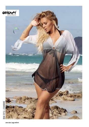Ombre Beachwear BW-972 Origami Bikini