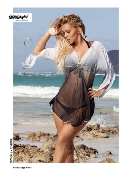 4d7d5cd977 Ombre strandruha BW-972 Origami Bikini Méret Egy méret