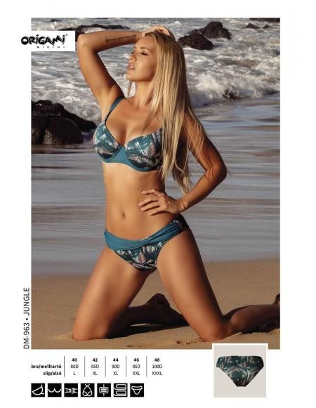 Jungle DM-963 Origami Bikini