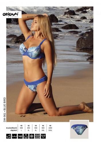 Blue Bird DM-961 Origami Bikini