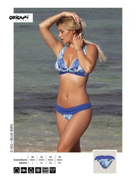 Blue Bird D-951 Origami Bikini