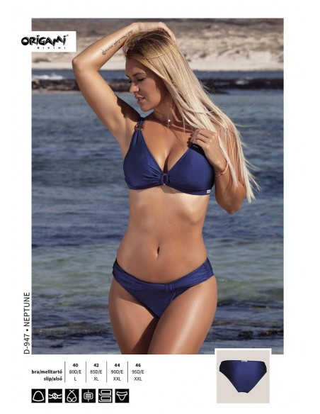 Neptune D-947 Origami Bikini