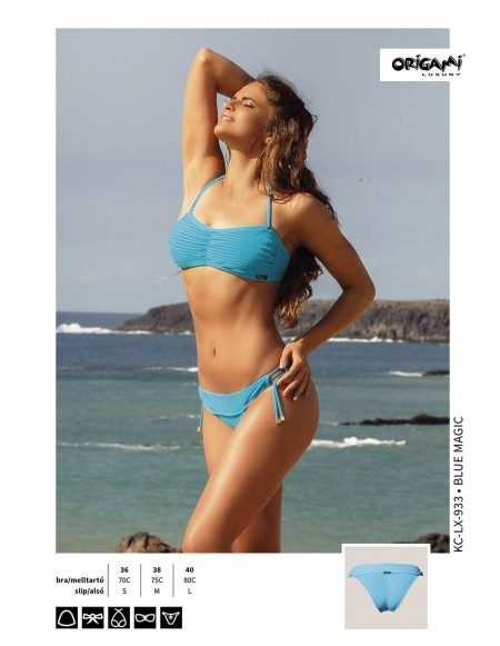 Blue Magic KC-LX-933 Origami Bikini