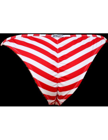 Candy Red KK-M-932 Origami Bikini