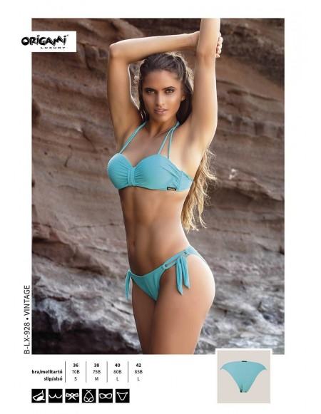 Vintage B-LX-928 Origami Bikini