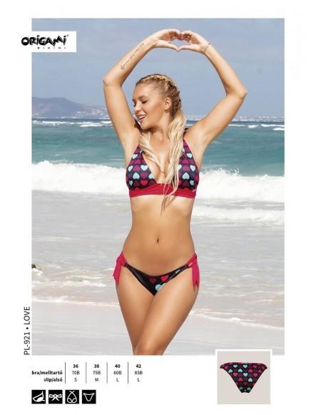 Love PL-921 Origami Bikini