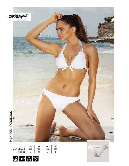 Fabulous P-LX-905 Origami Bikini