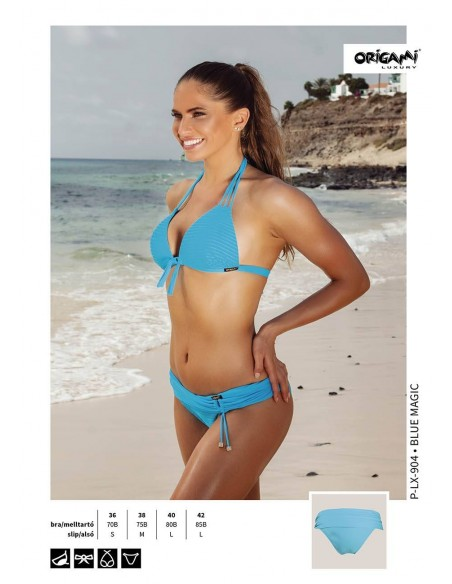Blue Magic P-LX-904 Origami Bikini