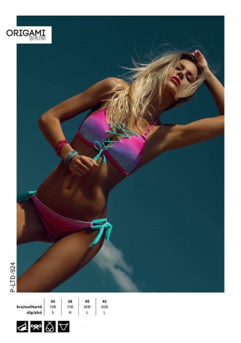 e3b383f077 Origami Bikini - Fürdőruha, Bikini Új kollekció 2019