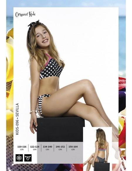 Sevilla Kids-096 Origami Bikini