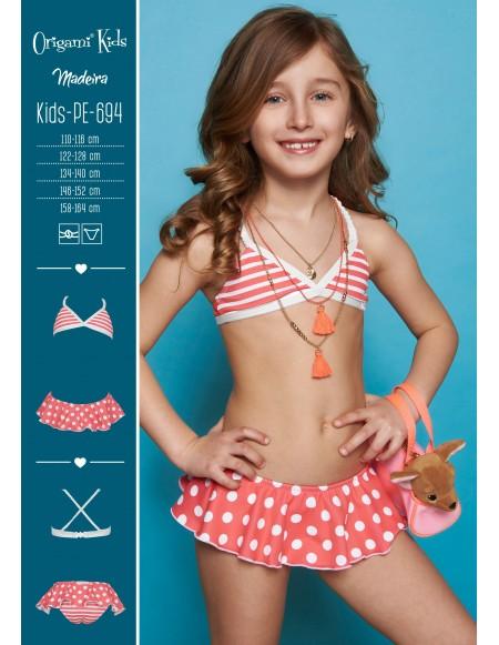 Kids - Madeira Kids-PE-694 Origami Bikini