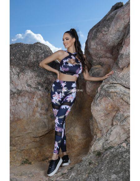 Flower Power GM-111 Fitness ruha...