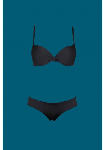Origami Bikini BM-655 Malaysia Black