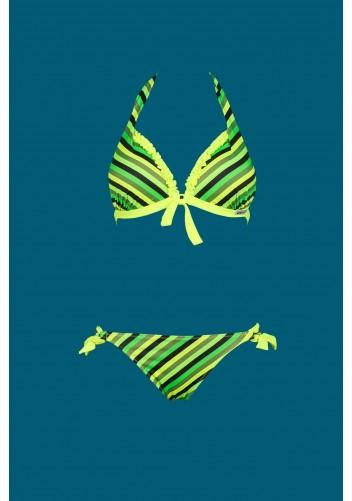 Origami Bikini P-607 Brazil