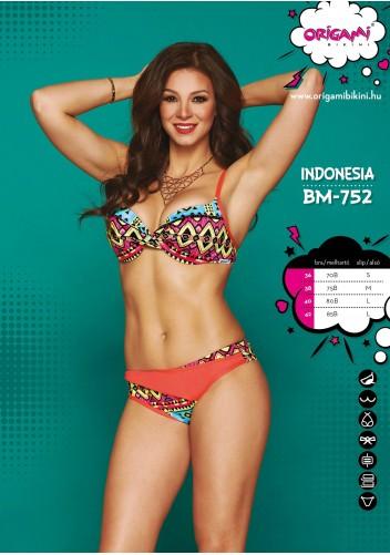 Indonesia BM-752 Origami Bikini