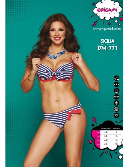 Sicilia DM-771 Origami Bikini