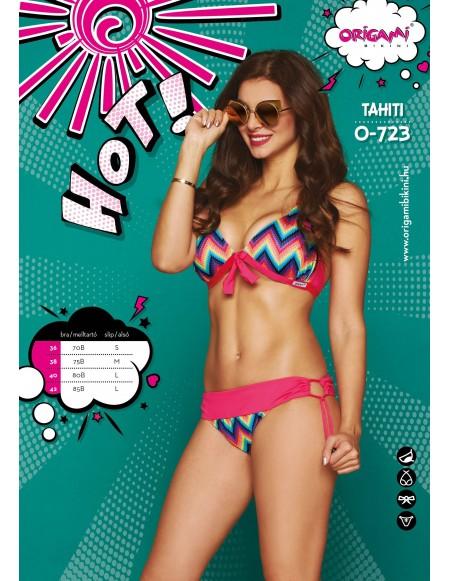 Tahiti O-723 Origami Bikini