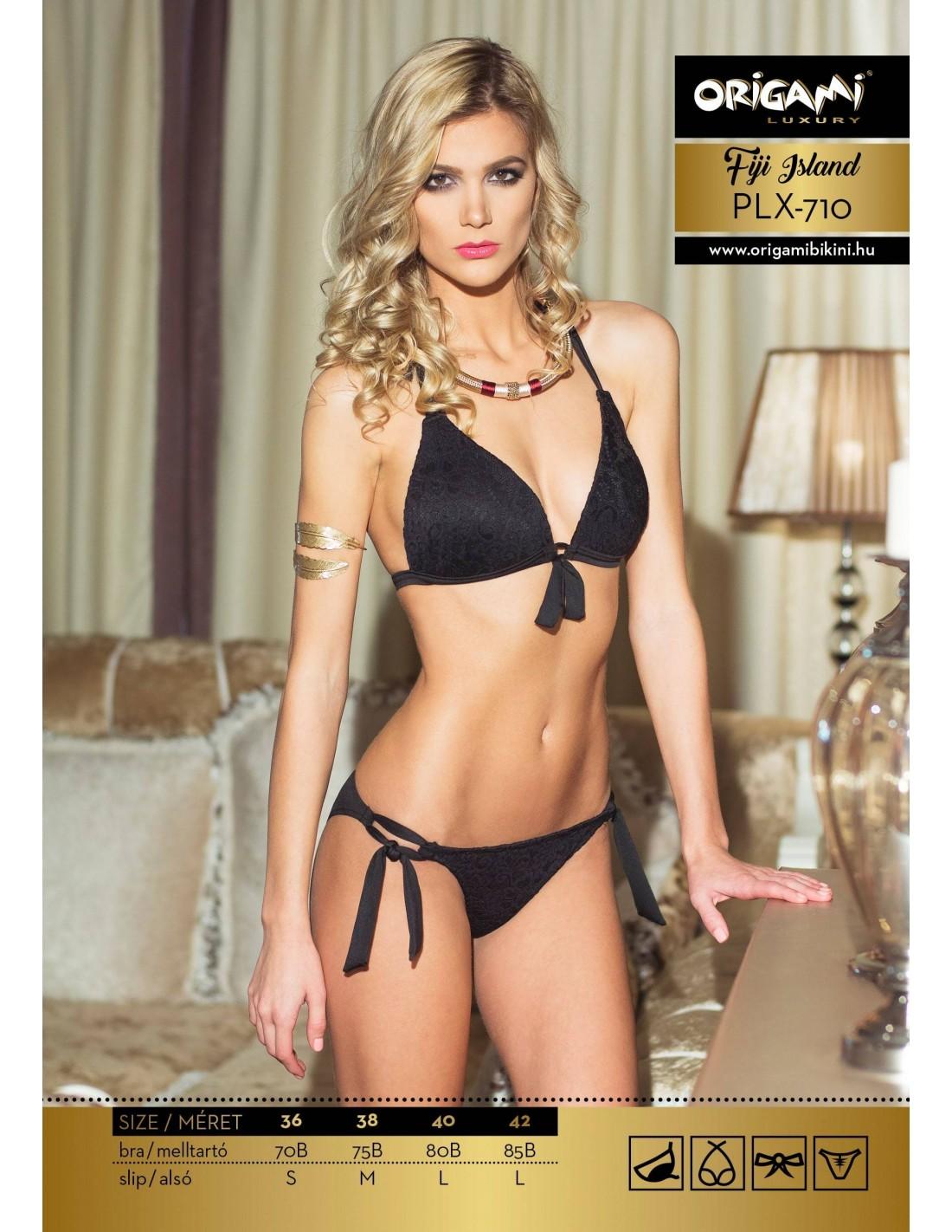 Origami Bikini Fiji Island Luxury PLX-710 feea1a448c