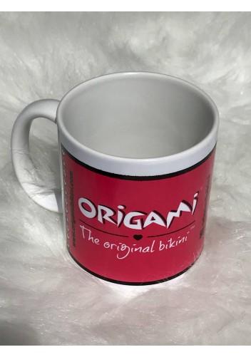 Kampánybögre MR-003 Origami Bikini ajándéktárgy
