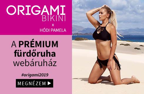 Az Origami Bikini ® Gyártói fürdőruha webáruháza b6eb07a60a