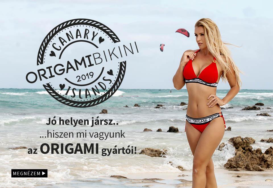 f2cae78d6c Fürdőruha és Bikini webáruház - Origami Bikini® Gyártói Webshop
