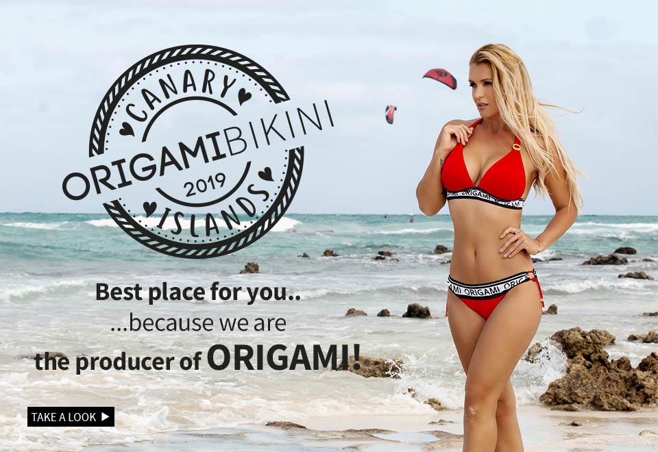 e1134e6a55490 The Origami Bikini ® official bikini webshop